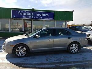 """2009 Ford Fusion SEL """"FRESH SAFETY/LEATHER SEATS/BEST DEAL"""""""