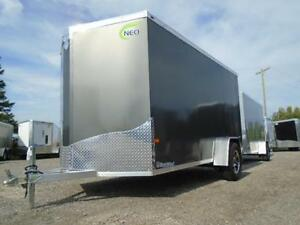IN STOCK SPECIAL - 6X12 NEO - MULTI USE CARGO TRAILER!! London Ontario image 3