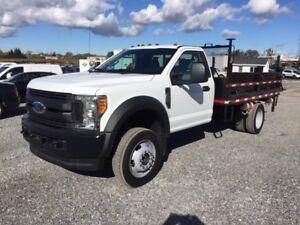 2017 Ford F-550 LOW KM's $545 Bi-Weekly