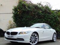 BMW Z4 2.5 Z4 SDRIVE23I HIGHLINE EDITION 2d (white) 2011