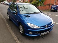 2005 PEUGEOT 206 1.4 - SPORTS HATCHBACK - FANTASTIC CAR