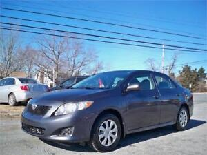 99$ bi weekly oac! 2009 Toyota Corolla CE+ 2 sets of tires !a/c!