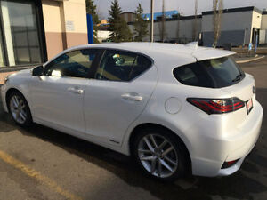 2014 Lexus CT 200h Touring Package Hatchback