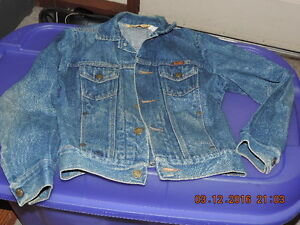 Youth M, L and XL Denim Jackets