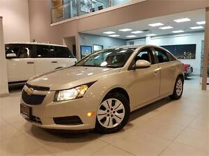 2013 Chevrolet Cruze LT TURBO-AUTOMATIC-ONLY 67KM