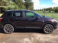 Nissan Qashqai N-Tec + , 62 plate, low mileage, £10,250