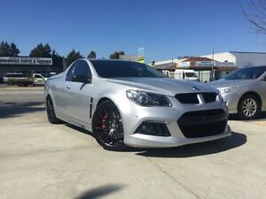 2013 Holden Special Vehicles Maloo GEN F R8 Nitrate 6 Speed Manual Utility Beckenham Gosnells Area Preview