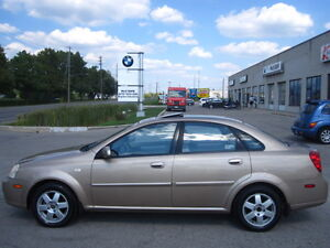 ONE OWNER ! IMMACULATE ! 2005 CHEVY OPTRA LT