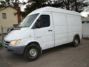 2006 DODGE SPRINTER 2500 - DIESEL * HIGH ROOF * DRIVE IS PERFECT