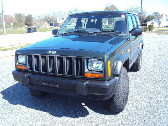 1997 jeep cherokee sport rhd right hand drive 4x4 runs 100 cold ac no reserve used jeep. Black Bedroom Furniture Sets. Home Design Ideas