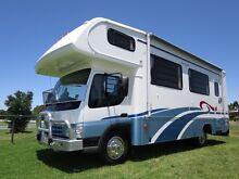 Winnebago Alpine C2405 – TOUGH TRUCK – HUGE LIVING AREA Glendenning Blacktown Area Preview
