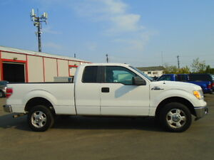 """2009 Ford F-150 XLTSUPERCAB 76""""-ONE OWNER TRUCK"""