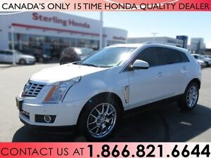 2014 Cadillac SRX PREMIUM | AWD | 1 OWNER | TINT | NO ACCIDENTS!