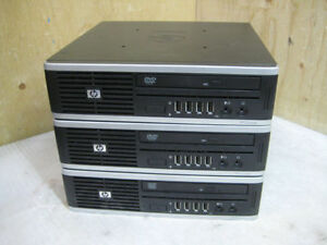 HP / IBM / Lenovo Intel Core CPU 8GB RAM 500GB HDD UltraSlim Des