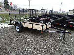 Utility Trailer For Christmas! Only $66.95/month! Kitchener / Waterloo Kitchener Area image 2