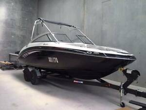 Yamaha AR240 twin engine jet boat Caloundra Caloundra Area Preview