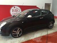 Alfa Romeo Mito ALFA MITO 1.6 DIESEL MANUAL (black) 2009