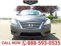 2014 Nissan Sentra FWD 4DR S