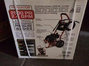 HOC - 2500 PSI, 2.4 GPM, 4 HP (160cc) PRESSURE WASHER + FREE SHIPPING + 30 DAY WARRANTY