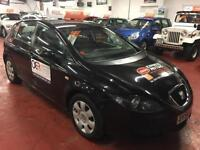 2006 (56) SEAT LEON 1.6 REFERENCE 5DR Manual