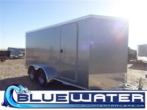 Tandem Axle ALL ALUMINUM Thunder- FACTORY DISCOUNTS- $110/month! London Ontario image 1