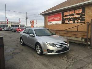 2012 Ford Fusion SE***AUTO***BLUE TOOTH****