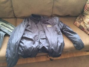 Mens Harley Davidson heated jacket in perfect condition size 2xl