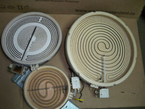 PARTS  For Stoves - ovens