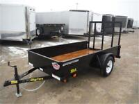 5 x 10 Utility Trailer by BIG TEX! TAX IN PRICES, EVERYDAY!!