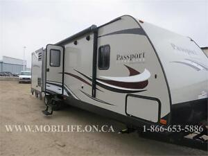 *GREATLY REDUCED! *LIGHTWEIGHT!*FAMILY TRAVEL TRAILER FOR SALE!*
