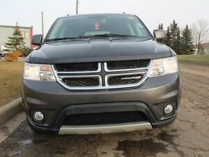 2015 Dodge Journey SXT/3rd ROW SEATING/ REAR HEATING AND AIR CON Edmonton Edmonton Area image 2