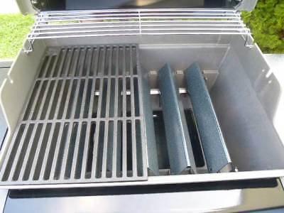 Weber Elektrogrill Edelstahl Rost : Weber e 210 classic gas grill neu ovp ***