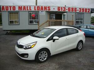 2013 Kia Rio LX+ ECO *** PAY ONLY 39 WEEKLY OAC***