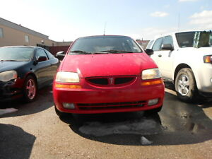 2006 Pontiac Wave LT; No Accident; CERTIFIED & E-TESTED