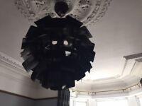 Mid-century Vintage designed lampshade Poul Henningsen Artichoke
