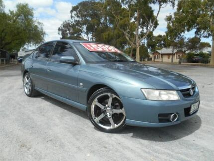 2004 Holden Berlina VZ Grey 4 Speed Automatic Sedan Prospect Prospect Area Preview