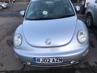 VW BEETLE RARE 1.8 TURBO VERY GOOD CONDITION