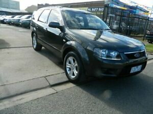 2010 Ford Territory SY MkII TS (RWD) Grey 4 Speed Auto Seq Sportshift Wagon Williamstown North Hobsons Bay Area Preview