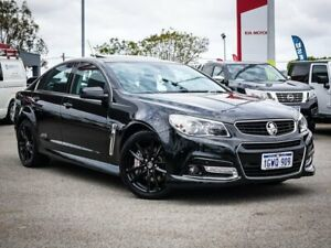 2014 Holden Commodore VF MY14 SS V Redline Black 6 Speed Manual Sedan Morley Bayswater Area Preview
