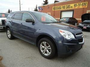 2013 Chevrolet Equinox ONE OWNER,ACCIDENT FREE