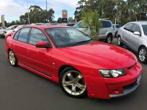 2002 Holden Special Vehicles ClubSport Y Red 4 Speed Automatic Sedan East Bunbury Bunbury Area Preview