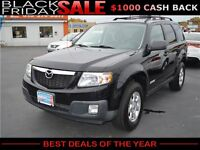 2008 Mazda Tribute s Sport FWD, $47/Week OR $206/Month