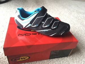 Brand New! Northwave Starlight 3S Road Shoes Size 6.5US Women's