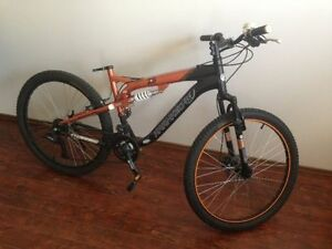 Re-posting: kranked mountain bike for sale