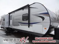 2015 FOREST RIVER SALEM 31BKIS