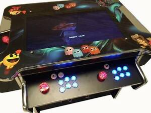 """1505 GAME ULTIMATE SIT DOWN ARCADE MACHINE 26"""" SCREEN NEW WARANTY Malaga Swan Area Preview"""