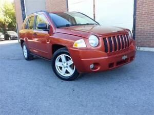 2008 Jeep Compass Sport/MAGS/A/C/CRUISE CONTROL/GROUPE ELEC