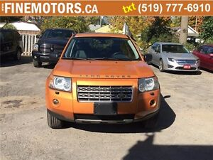 2008 LAND ROVER LR2 HSE * AWD * LEATHER * PANO POWER ROOF London Ontario image 4