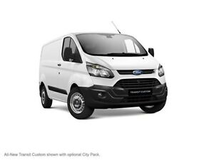 2016 Ford Transit Custom VN 330L Low Roof LWB 6 Speed Manual Van Victoria Park Victoria Park Area Preview