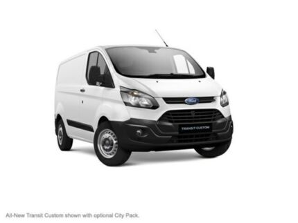 2015 Ford Transit Custom VN 330L LOW ROOF LWB 6 Speed Manual Van Victoria Park Victoria Park Area Preview